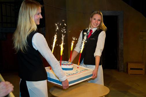 Oslava 20 narozenin jazykové agentury Channel Crossings