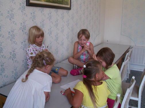 Letní intenzivní jazykový kurz pro děti