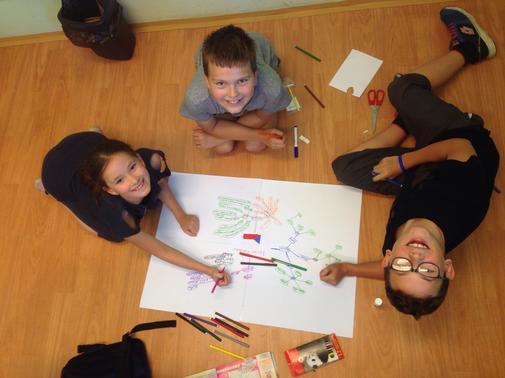 Letní kreativní kurz pro děti