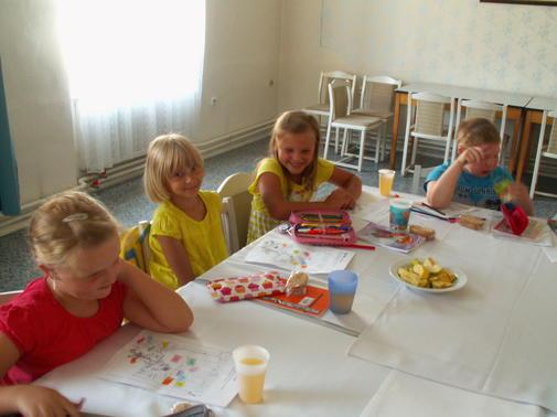 Dětský letní intenzivní kurz pro děti