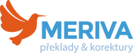 Překladatelská agentura MERIVA TRANSLATIONS s.r.o. Tábor
