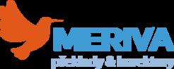 Logo MERIVA PŘEKLADY