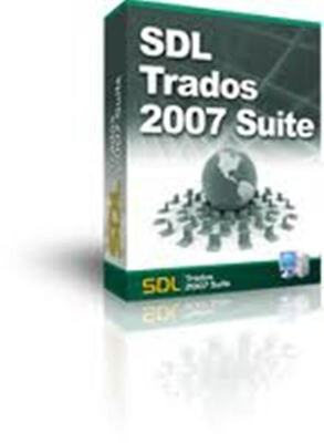 Trados 2007 - CAT nástroj, pomocí kterého lze přeložit text a ušetřit tak náklady