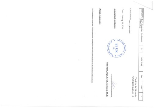 diplom z Univerzity Karlovy
