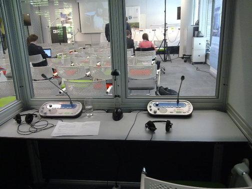Jak to vypadá z pohledu simultánního tlumočníka? (červen 2011)