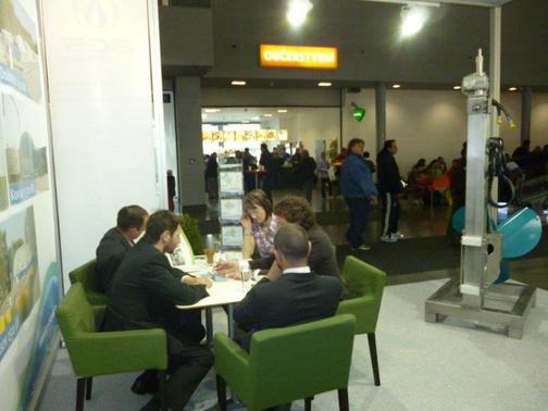 Tlumočení na Techagro 2012